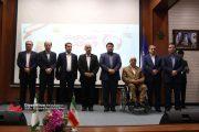 گزارش تصویری مراسم روز صنعت و معدن استان گیلان
