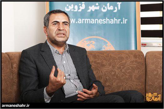 خزانه دار خانه صنعت، معدن و تجارت ایران: فقر زیرساختی در استان قزوین