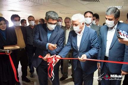 افتتاح آموزشگاه فنی و حرفهای خانه صنعت و معدن کرمانشاه