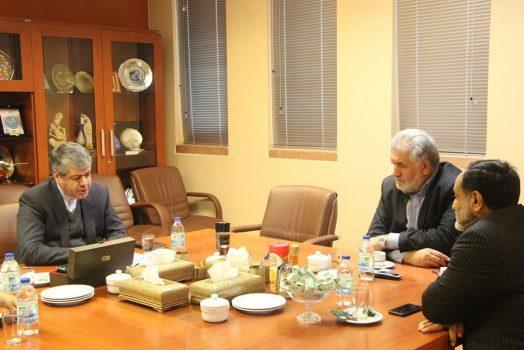 سید عبدالوهاب سهل آبادي: کمیته هماهنگی روابط بین الملل در استان اصفهان تشكيل شود