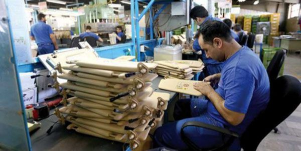 فقط ۵ واحد صنعتی موفق به دریافت تسهیلات تولید شدند