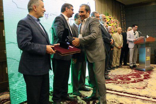گزارش تصویری روز صنعت و معدن استان همدان