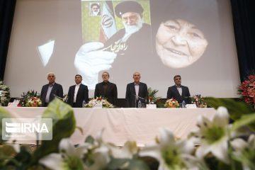گزارش تصویری:آیین تجلیل از کارآفرینان و صنعتگران نمونه استان البرز