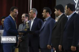 گزارش تصویری روز صنعت و معدن استان خوزستان