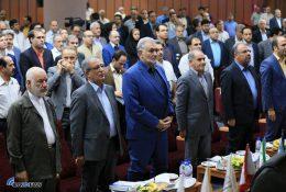 گزارش تصویری آیین گرامیداشت روز صنعت و معدن اصفهان ۹۷