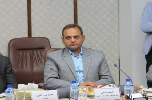 قائم مقام دبیرکل خانه صنعت، معدن و تجارت ایران: مهمترین صادرات غیرنفتی پس از انقلاب