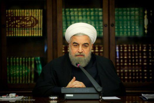 در جلسه ستاد اقتصادی دولت مطرح شد؛ روحانی: سیاست اخیر ارزی دولت گامی مهم برای کاهش نگرانی مردم است