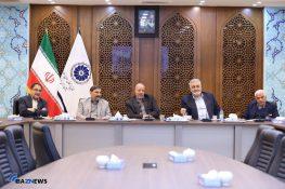 رييس خانه صنعت،معدن و تجارت ايران:  در پيوند اعضاء پيشرفته ترين كشور منطقه هستيم