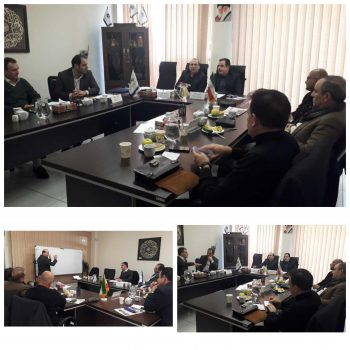 چهلمین جلسه کمیسیون حقوقی و قضائی خانه صنعت، معدن و تجارت ایران