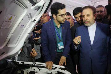 رئیس دفتر رئیس جمهور: نمایشگاه ساخت داخل گام ارزشمند برای رونق تولید است
