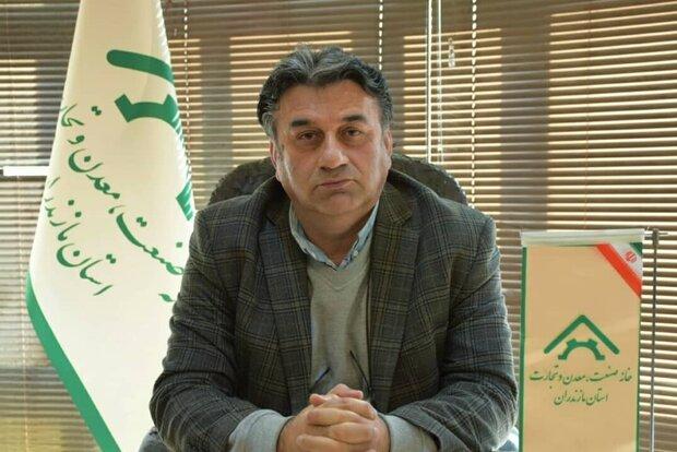 رئس خانه صمت مازندران: هیچ واحد تولیدی مازندران به دلیل کرونا از چرخه خارج نشد.