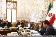 وزیر صنعت، معدن و تجارت در دیدار با رییس مجلس: حمایت مجلس پشتوانه رونق تولید است