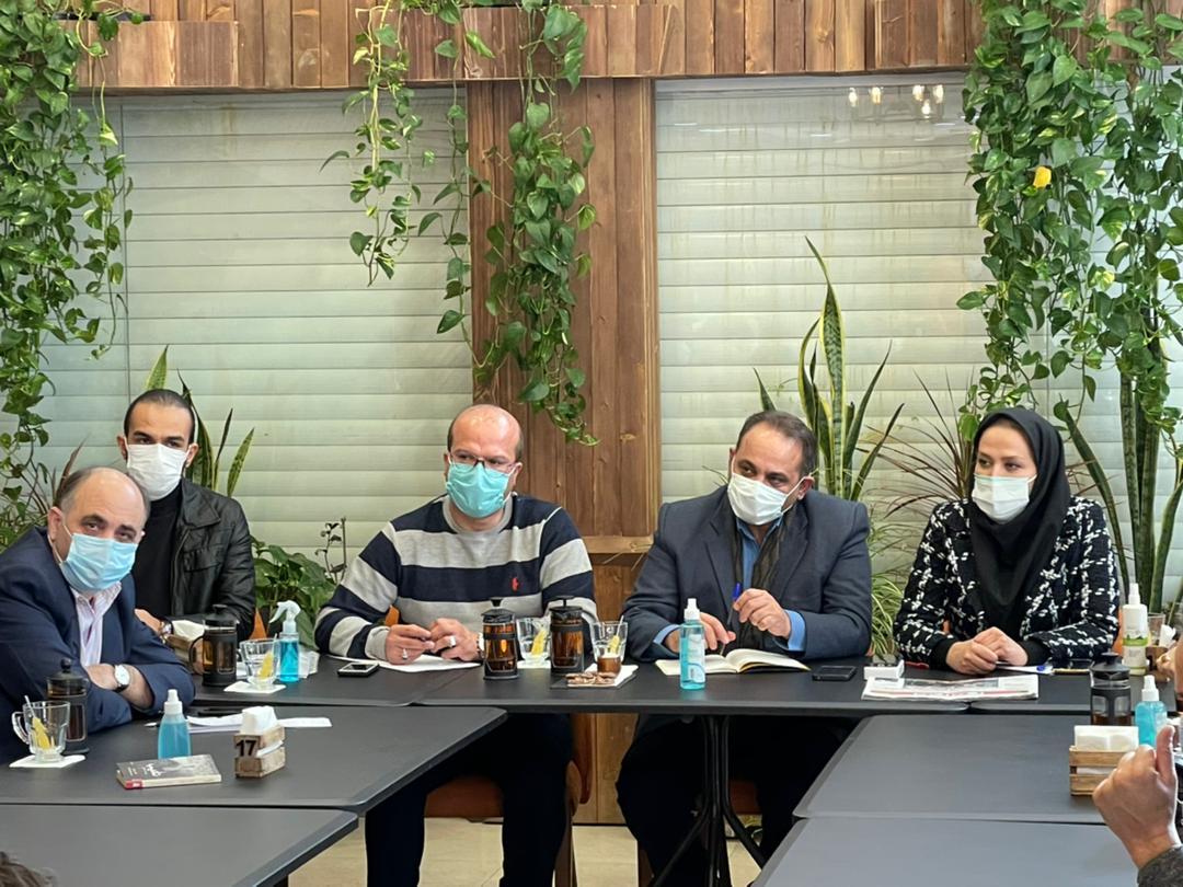 قائم مقام خانه صنعت، معدن و تجارت ایران: رسانه ها در زمینه رفع موانع تولید آذربایجان نقشآفرینی کنند