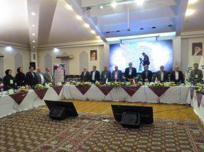 آغاز به کار سی و دومین اجلاس سراسری روسای خانه های صنعت، معدن و تجارت در مشهد