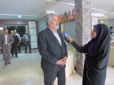 گزارش خبرگزاری صدا و سیما استان کرمانشاه از بیست و نهمین اجلاس سراسری روسای خانه های صنعت،معدن و تجارت
