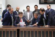 آغاز همکاری های ایران و ترکیه در صنعت غذا با حضور دبیرکل خانه صنعت، معدن و تجارت ایران