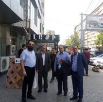 با حضور قائم مقام دبیرکل خانه صنعت،معدن و تجارت ایران بزرگترین نمایشگاه بینالمللی ساختمان در ارمنستان افتتاح شد.