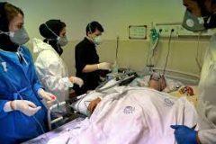 بیمارستانهای تهران با تمام ظرفیت درگیر کرونا هستند
