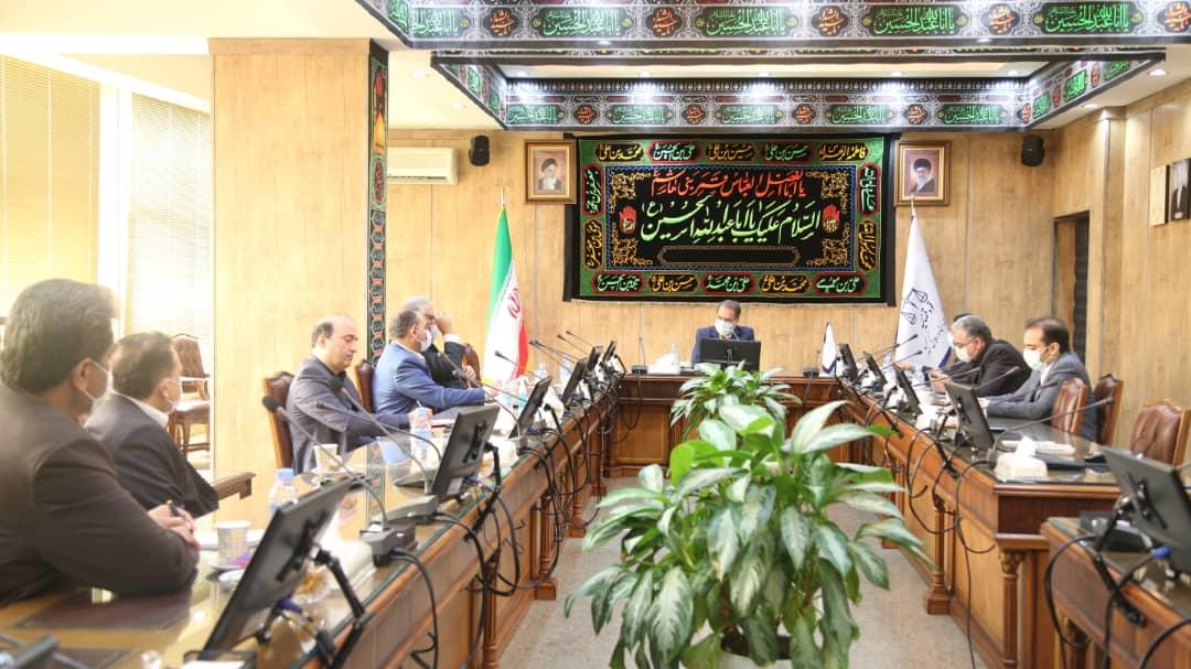 رئیس خانه صنعت ،معدن و تجارت ایران در دیدار  با رییس سازمان ثبت اسناد و املاک کشور بر همکاری متقابل خانه های صمت با سازمان ثبت اسناد و املاک کشور تاکید کرد