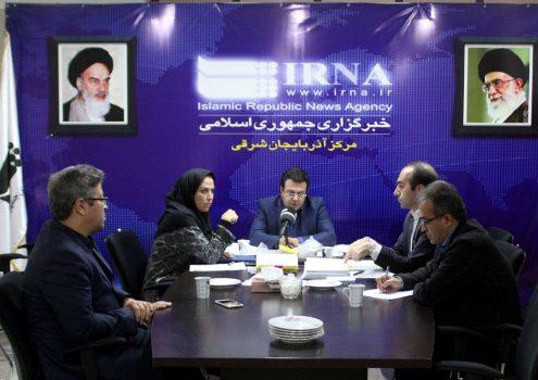 در میزگرد ایرنا بررسی شد/ تدبیر دولت برای برافروختن چراغ نیمه جان صنعت در آذربایجان شرقی