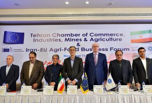 گزارش تصویری نشست مشترک فعالان اقتصادی ایران و اتحادیه اروپا