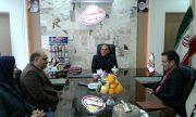 بررسی مسایل مالیاتی و ارزی واحدهای تولیدی در بازدید دکتر ابراهیمی از گروه غذایی مرسانا