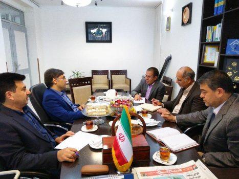 ستاد بزرگداشت روز ملی صنعت و معدن استان خراسان رضوی آغاز بکار کرد
