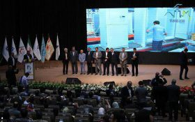 بزرگداشت روز صنعت و معدن در تبریز + فیلم