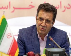 دکتر ابراهیمی با اشاره به افزایش عوارض خروج از کشور ترکمنستان عنوان کرد:کاهش قدرت رقابت ایران در بازارهای هدف کشورهای آسیای میانه