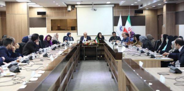 نشست تخصصی بررسی قوانین مالیاتی سازمان های مردم نهاد
