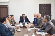 برگزاری اولین جلسه کلینیک کسب و کار در استان یزد