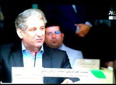 سخنرانی سید محمد رضا مرتضوی دبیرکل خانه صنعت،  معدن و تجارت ایران در نشست حمایت از کالای ایرانی