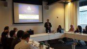 ارائه گزارش مسئولیت اجتماعی سازمان ها و بنگاه های صنعتی ایران در سمینار CSR لاهه توسط سازمان مدیریت صنعتی