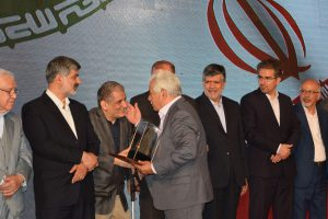 گزارش تصویری روز صنعت و معدن استان یزد