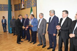 گرامیداشت روز صنعت و معدن استان گیلان