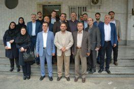 گزارش تصویری نشست کمیسیون حقوقی خانه صنعت، معدن و تجارت ایران به میزبانی خانه صمت گیلان