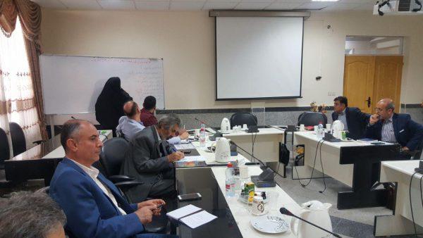 اعضای هیات مدیره خانه صنعت، معدن و تجارت بوشهر انتخاب شدند