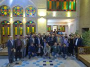 سی و یکمین اجلاس سراسری خانه های صنعت، معدن و تجارت در سمنان(۲)