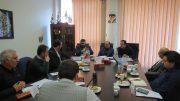 بیستمین جلسه کمیسیون حقوقی و قضایی خانه صنعت، معدن و تجارت ایران