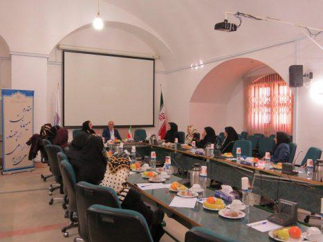 کمیسیون بانوان خانه صنعت، معدن و تجارت استان یزد تشکیل شد