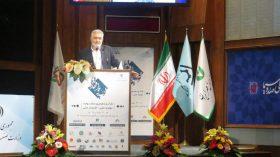 سخنرانی رییس خانه صنعت، معدن و تجارت ایران در شانزدهمین جشنواره تولید ملی- افتخار ملی