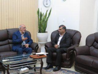 توسعه همکاری های دانشگاه یزد و خانه صنعت معدن و تجارت استان یزد