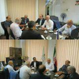 اولین جلسه کمیته بانکی کمیسیون حقوقی و قضایی خانه صنعت، معدن و تجارت ایران