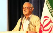 سخنرانی مدیرعامل خانه صنعت، معدن و تجارت استان کردستان در مراسم گرامیداشت روز صنعت و معدن استان