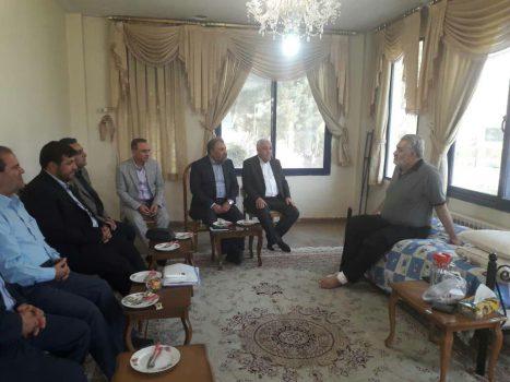 رئیس خانه صنعت، معدن و تجارت ایران : رسالت خانه های صنعت، معدن و تجارت در سراسرکشور رفع مسائل و مشکلات فعالان عرصه کار و تولید است