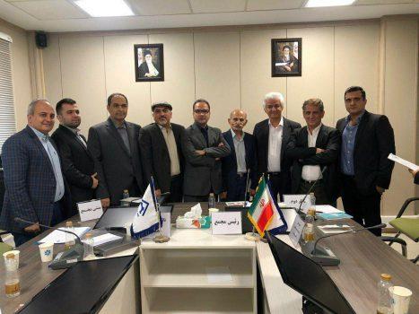 مجمع عمومی عادی سالیانه خانه صنعت و معدن استان تهران برگزار شد