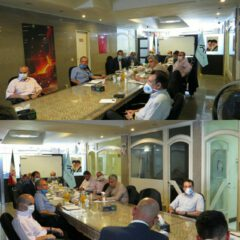 چهل و پنجمین جلسه کمیسیون حقوقی و قضایی خانه صنعت، معدن و تجارت ایران برگزار گردید