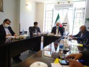 مشاور مقام معظم رهبری در دیدار با نایب رئیس خانه صنعت ، معدن و تجارت ایران: تولید در کشور غریب است